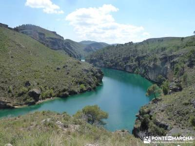 Sierra de Enmedio - Río Guadiela;senderismo con niños en madrid las torres de la pedriza madrid ru